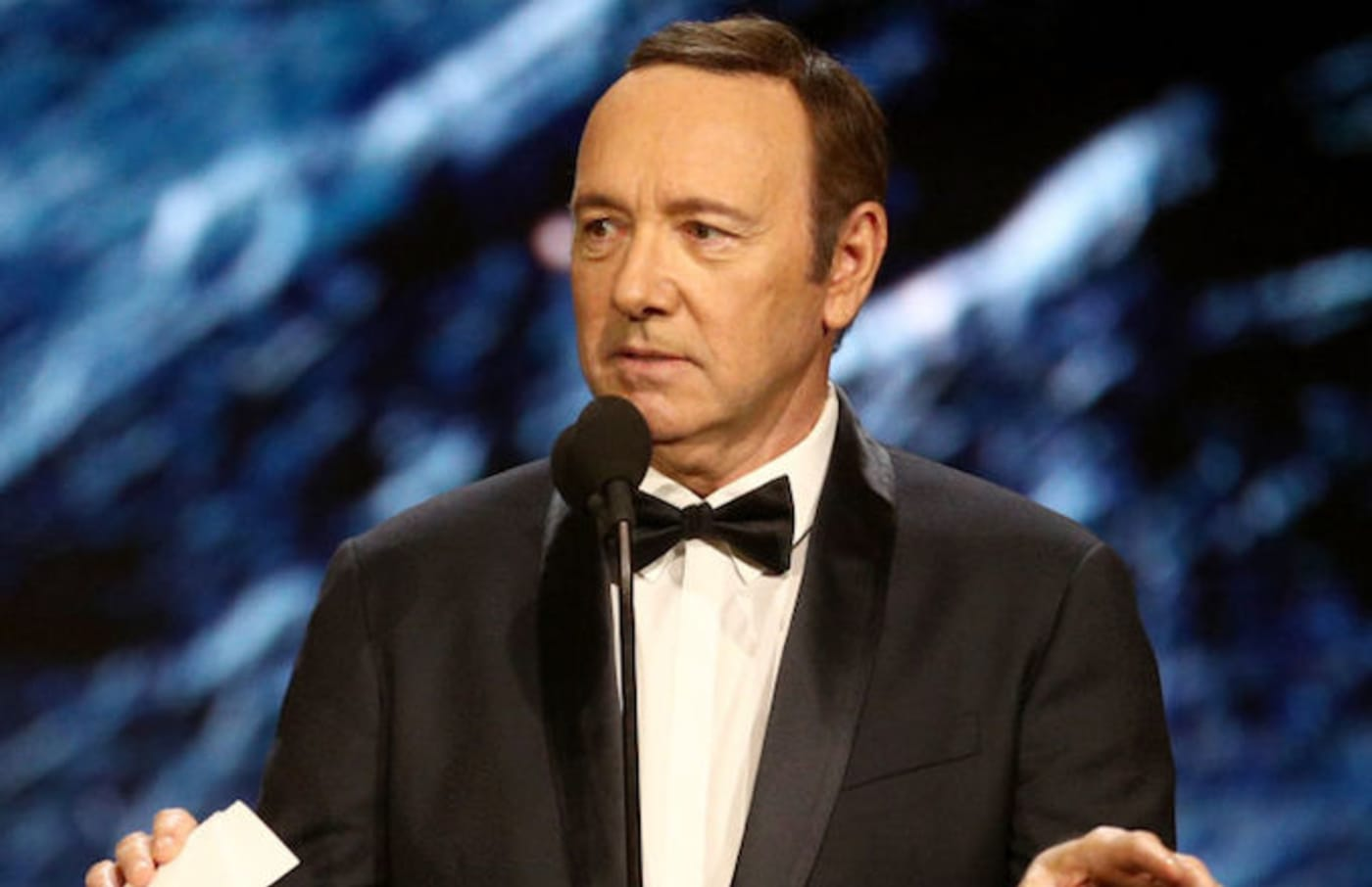 Kevin Spacey police footage