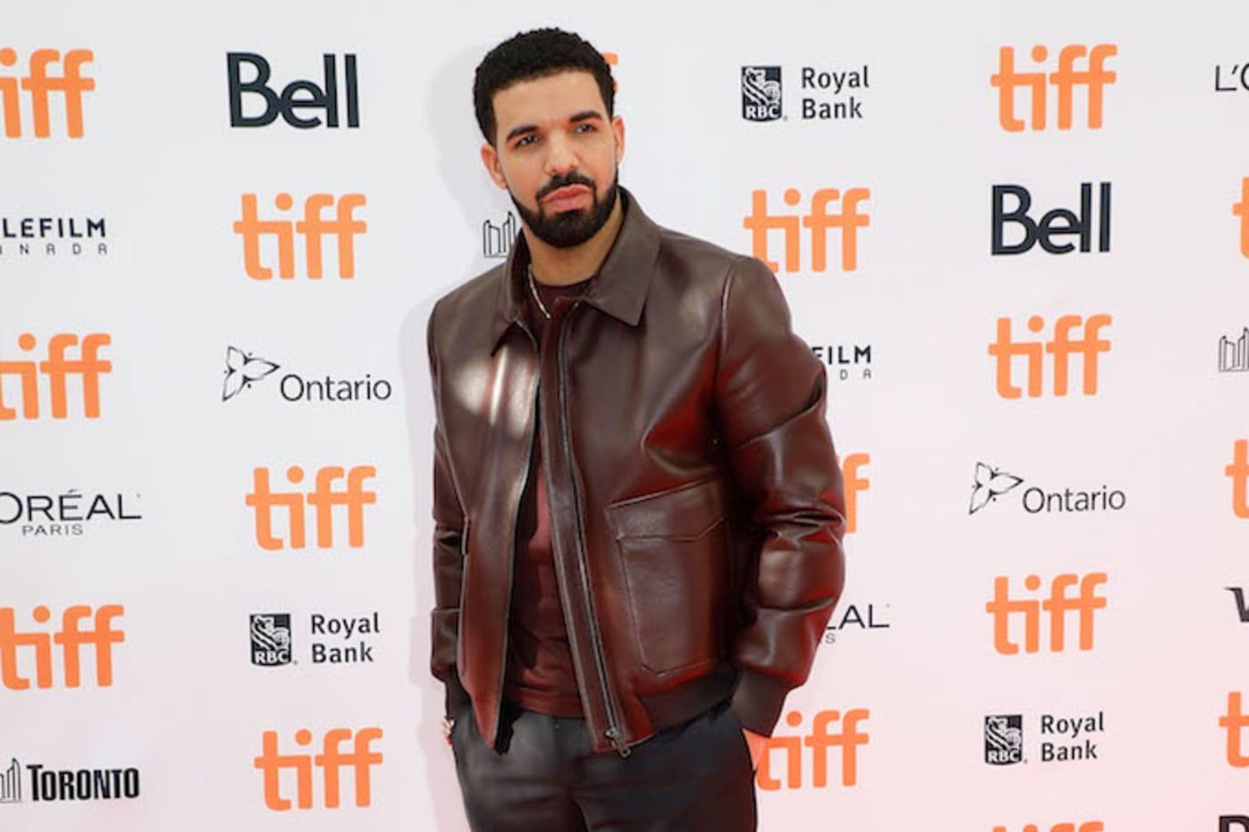 Drake at the Toronto International Film Festival
