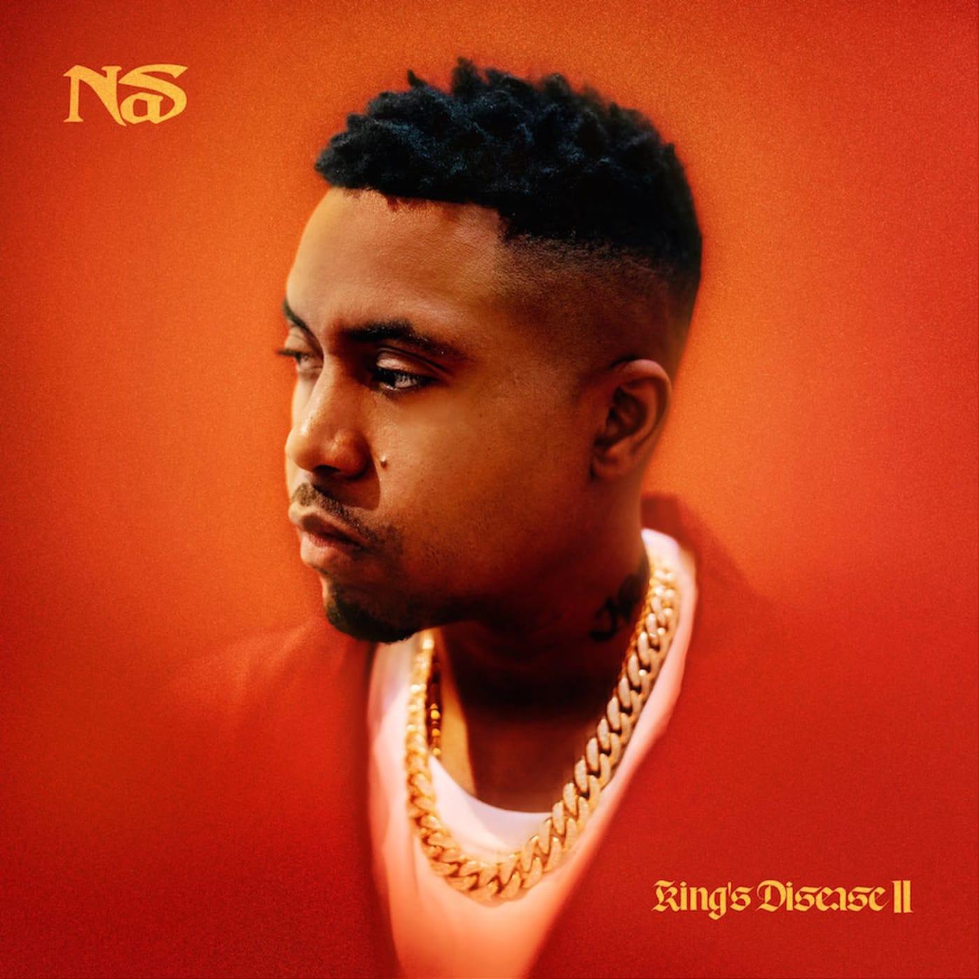 Nas and Hit-Boy's 'King's Disease 2'