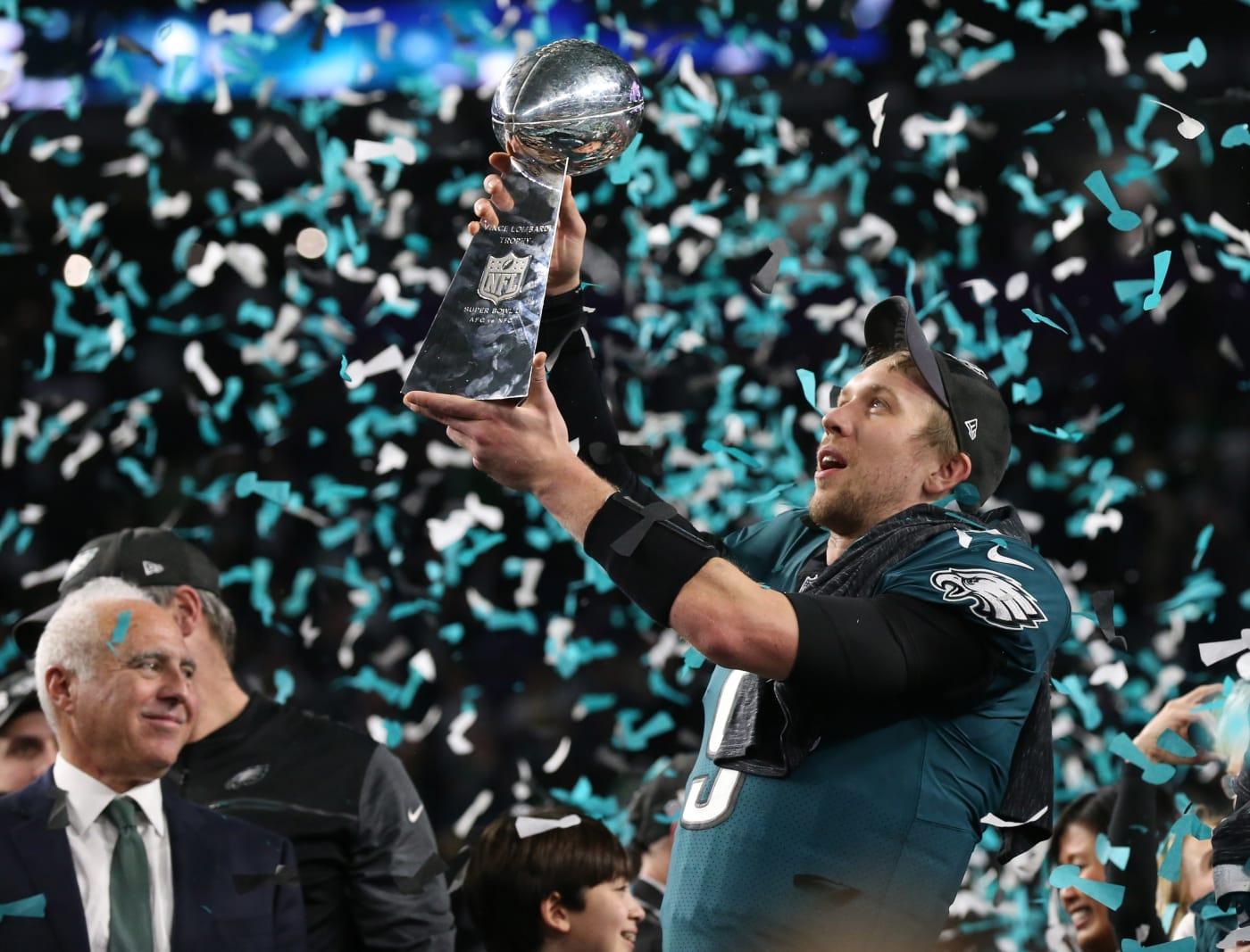 Nick Foles Super Bowl MVP 2018