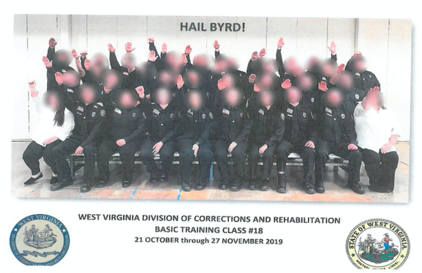 West Virginia Department of Military Affairs and Public Safety