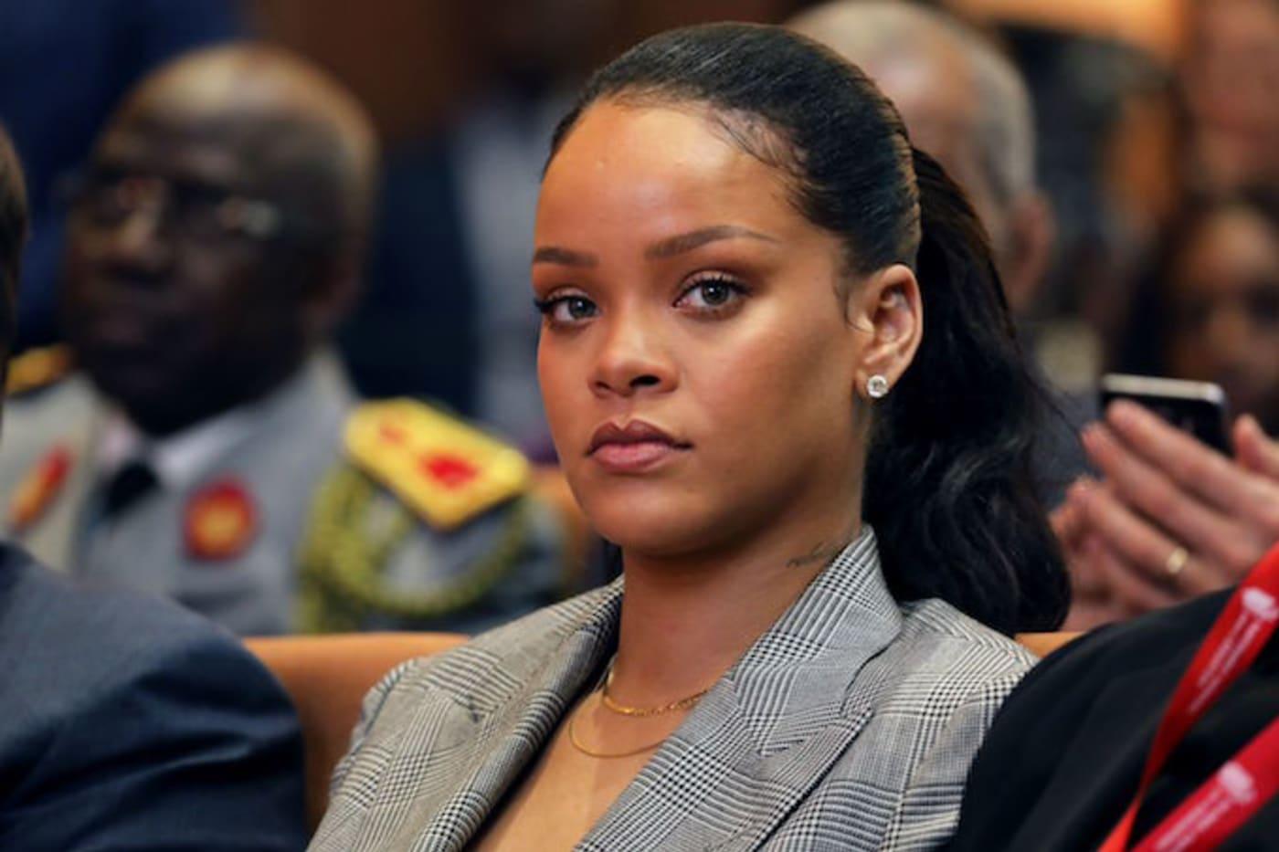 Rihanna in Senegal