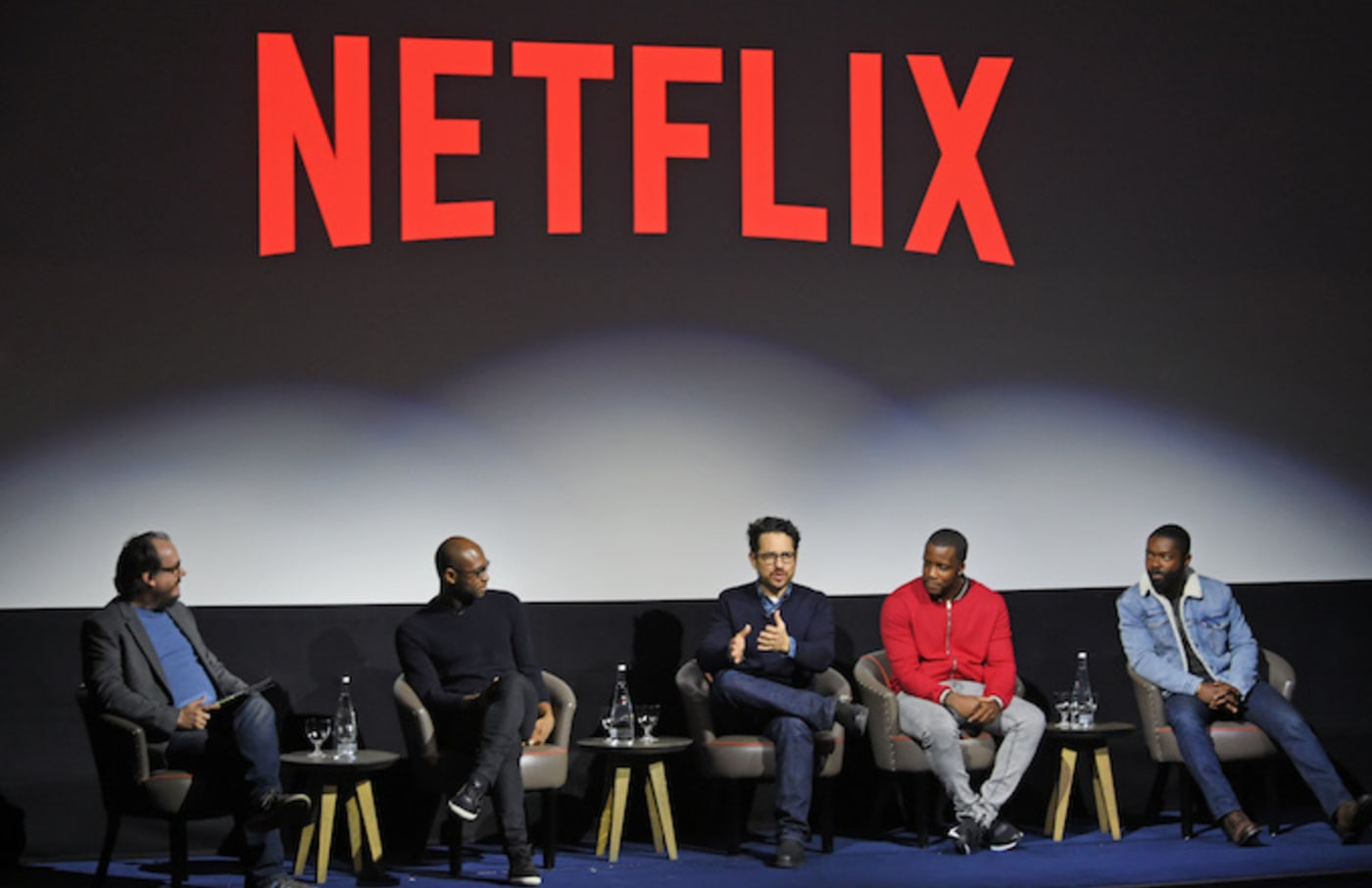 'The Cloverfield Paradox' hosted by Netflix