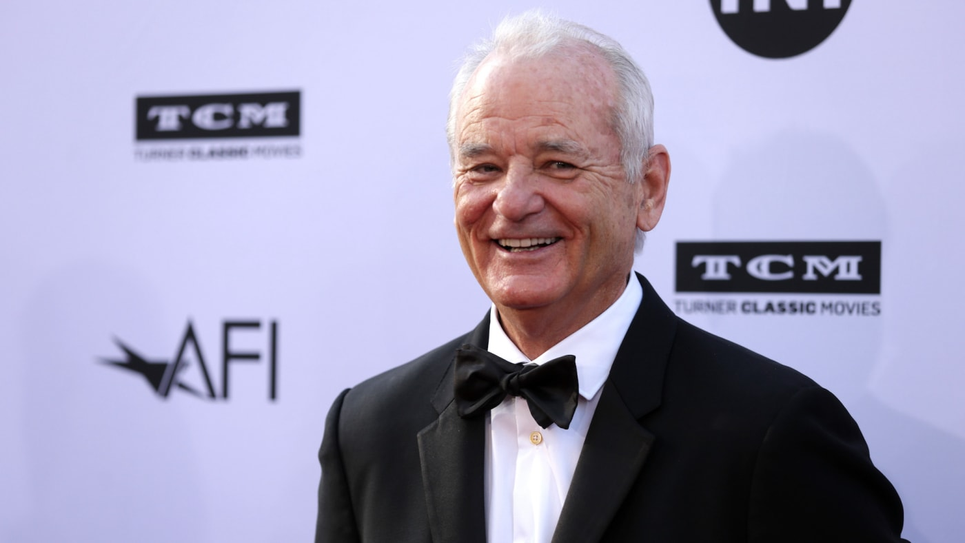 bill murray drake