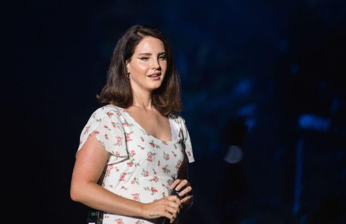 Lana Del Rey stalker