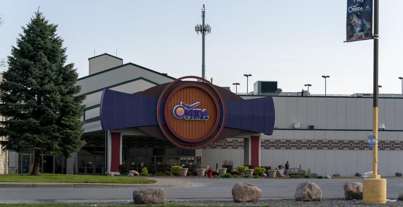 Oneida Casino in Green Bay, WI