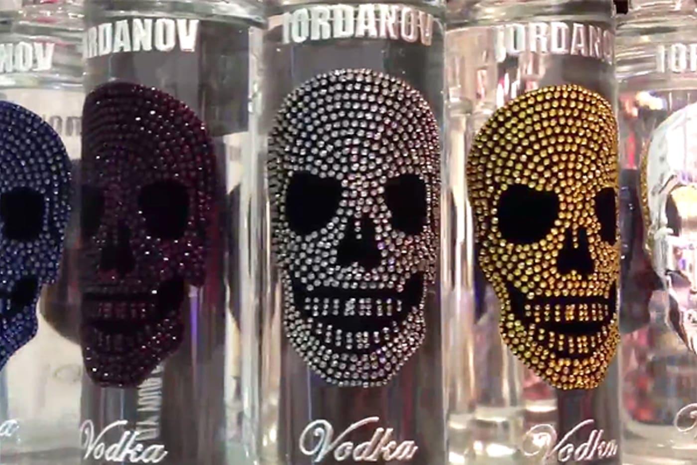 most expensive vodka iordanov vodka