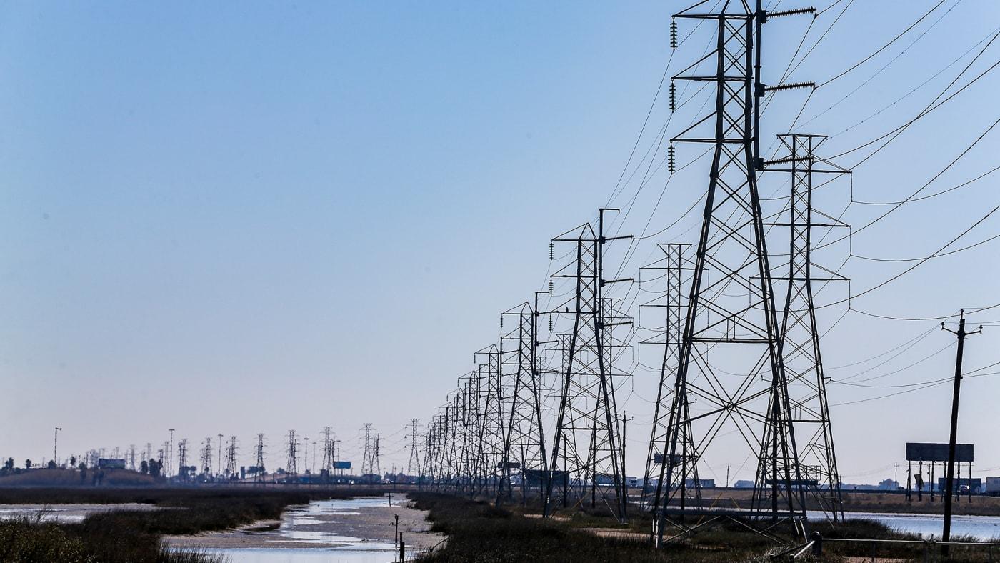 Texas electric bills