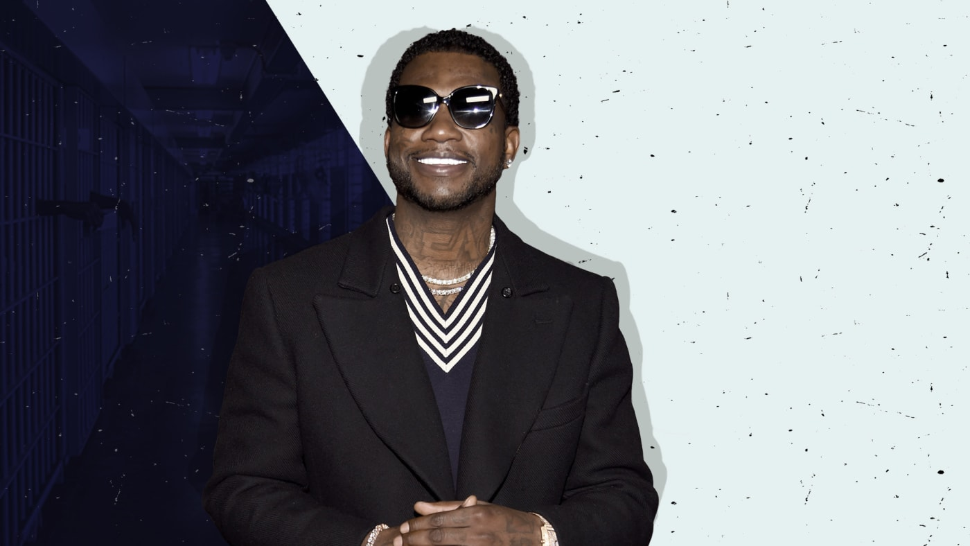 Gucci Mane Comeback Art