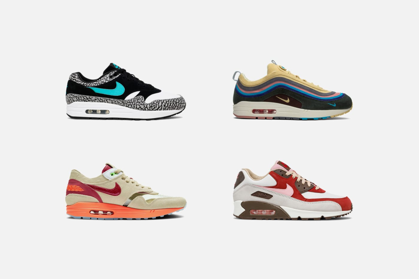 Air Max Day GOAT Releases Header