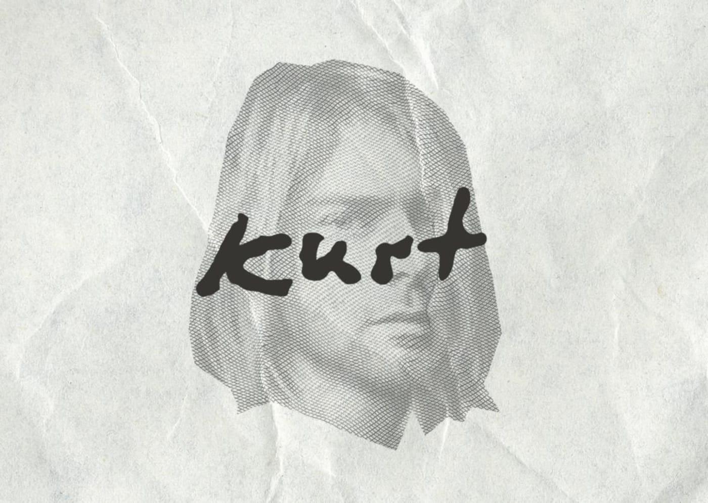 kurt cobain font songwriters fonts