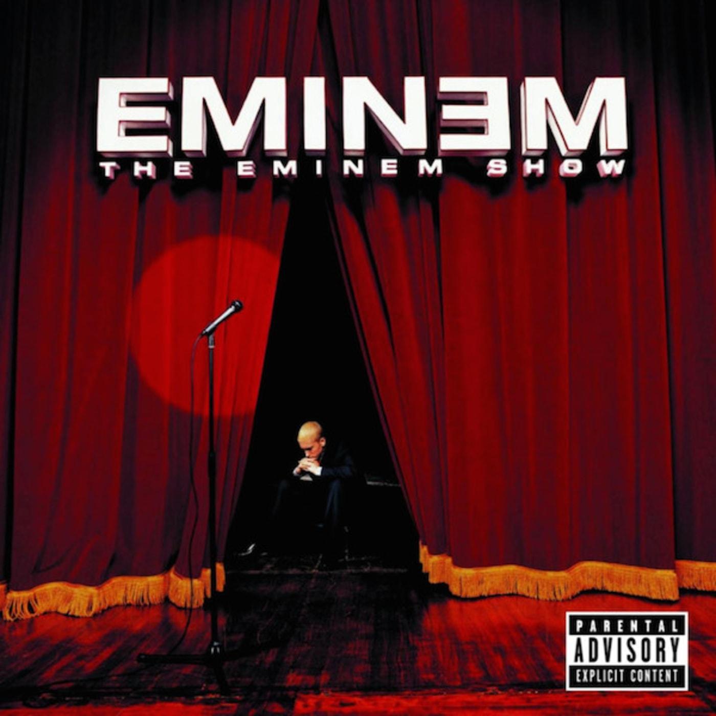 Eminem 'The Eminem Show'