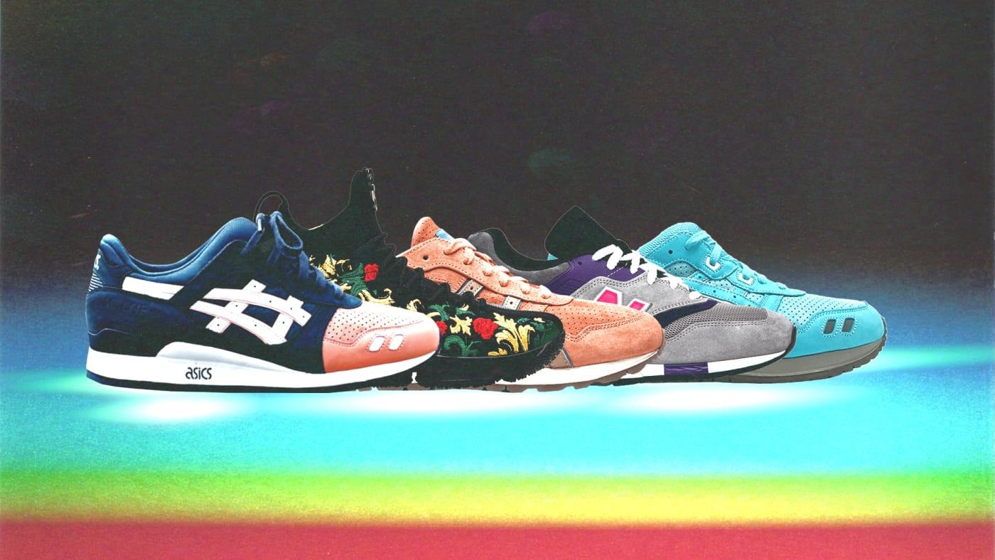 Kith Sneaker Ranking