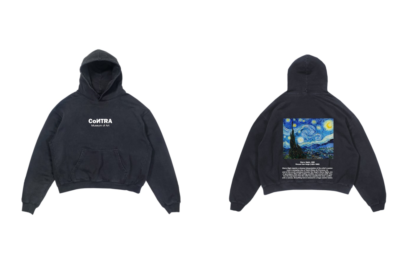 Contra MoMa Hoodie