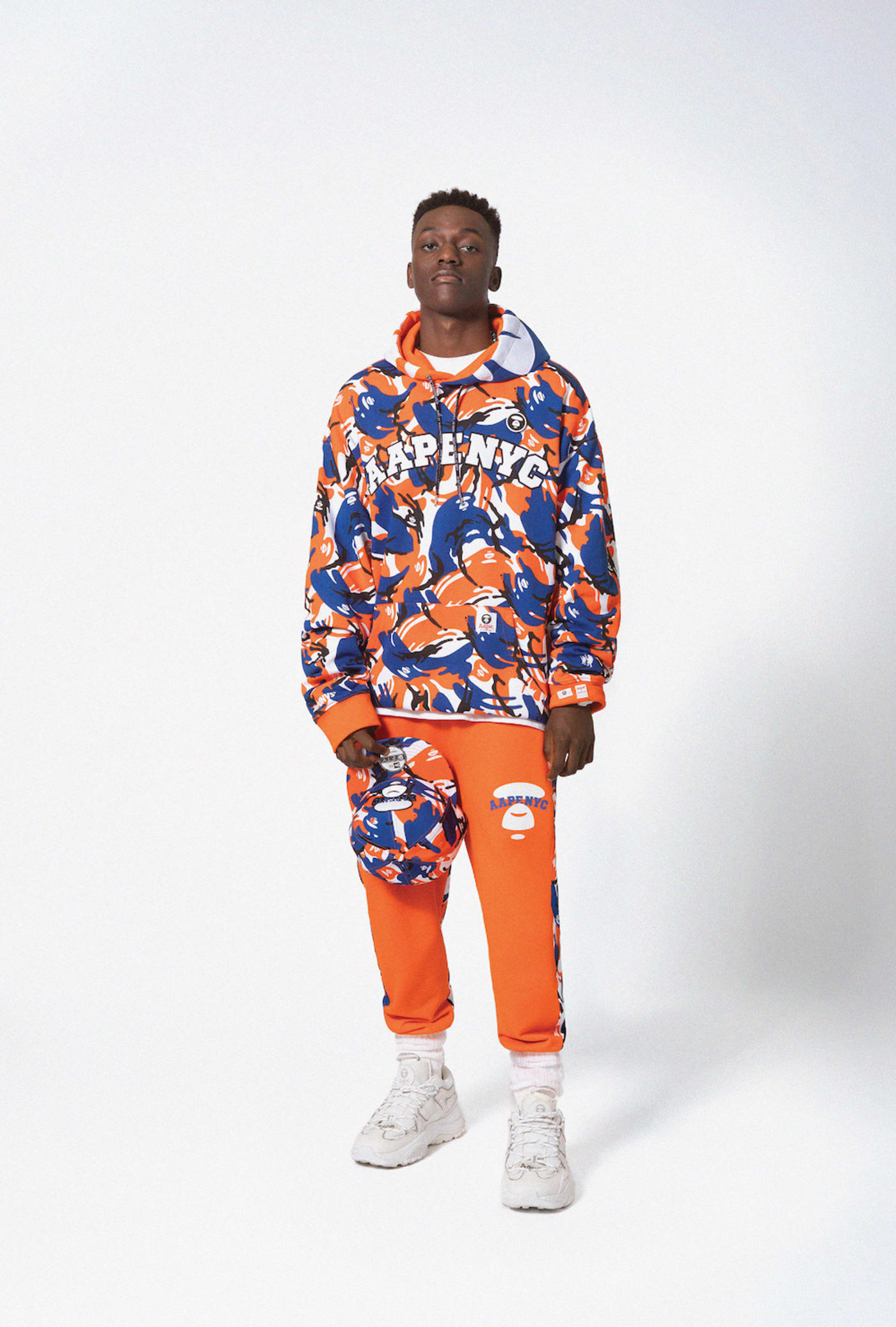 AAPE Bathing Ape NYC Collection