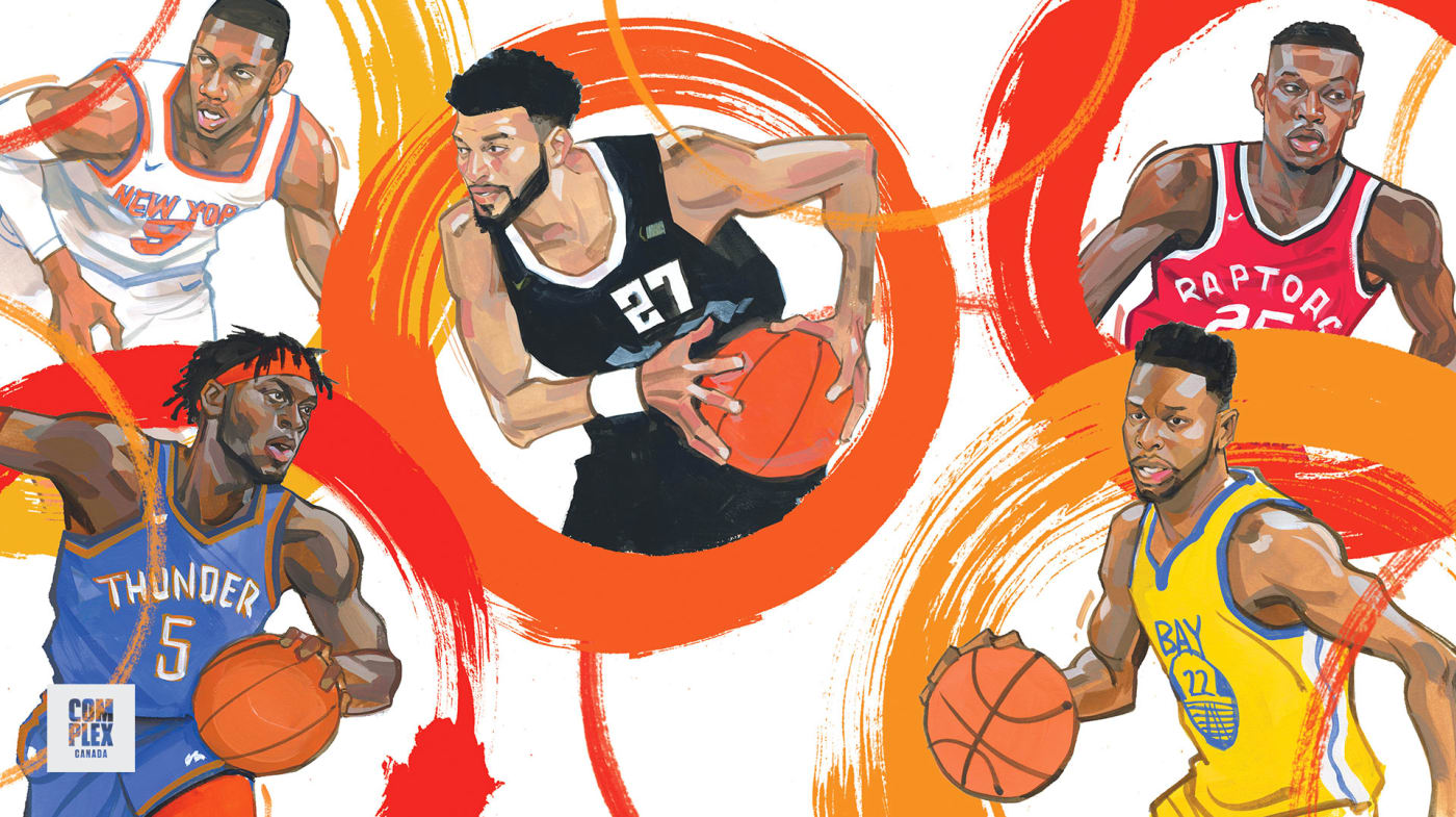 best-canadian-nba-players