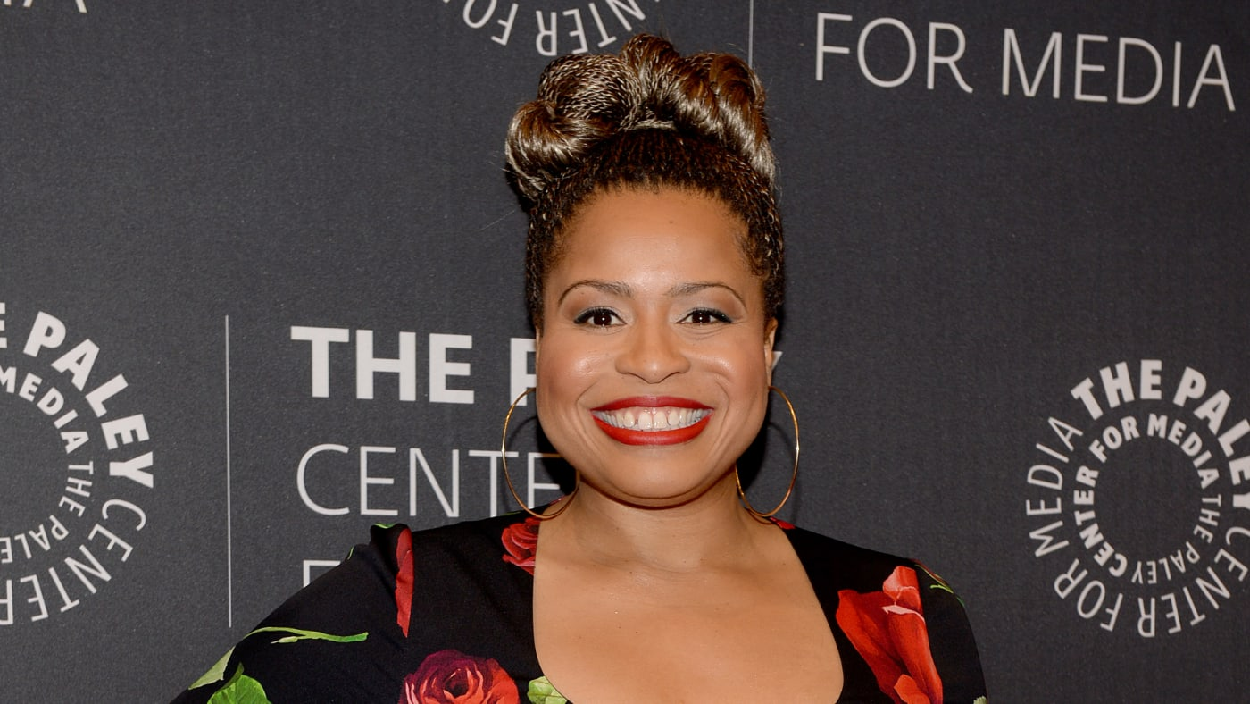 Courtney A. Kemp attends the Power Series Finale Episode Screening.