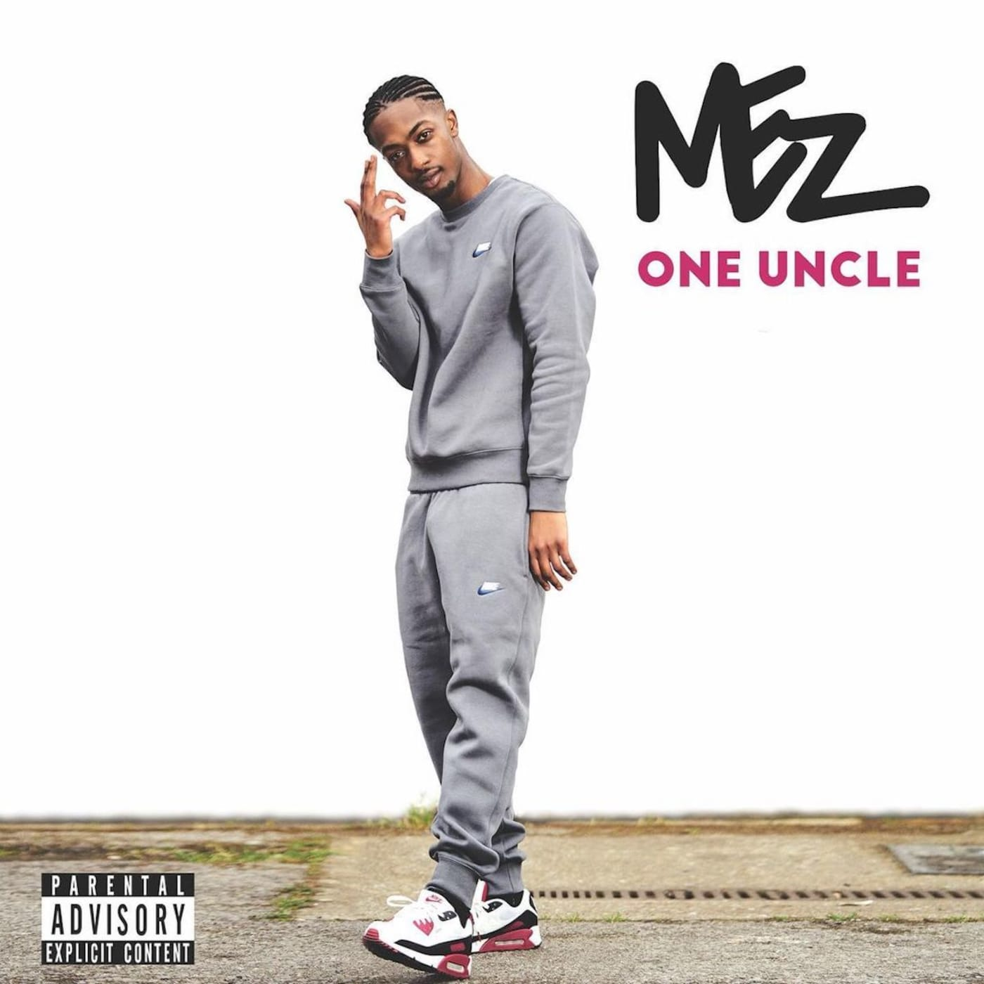 Mez - 'One Uncle'