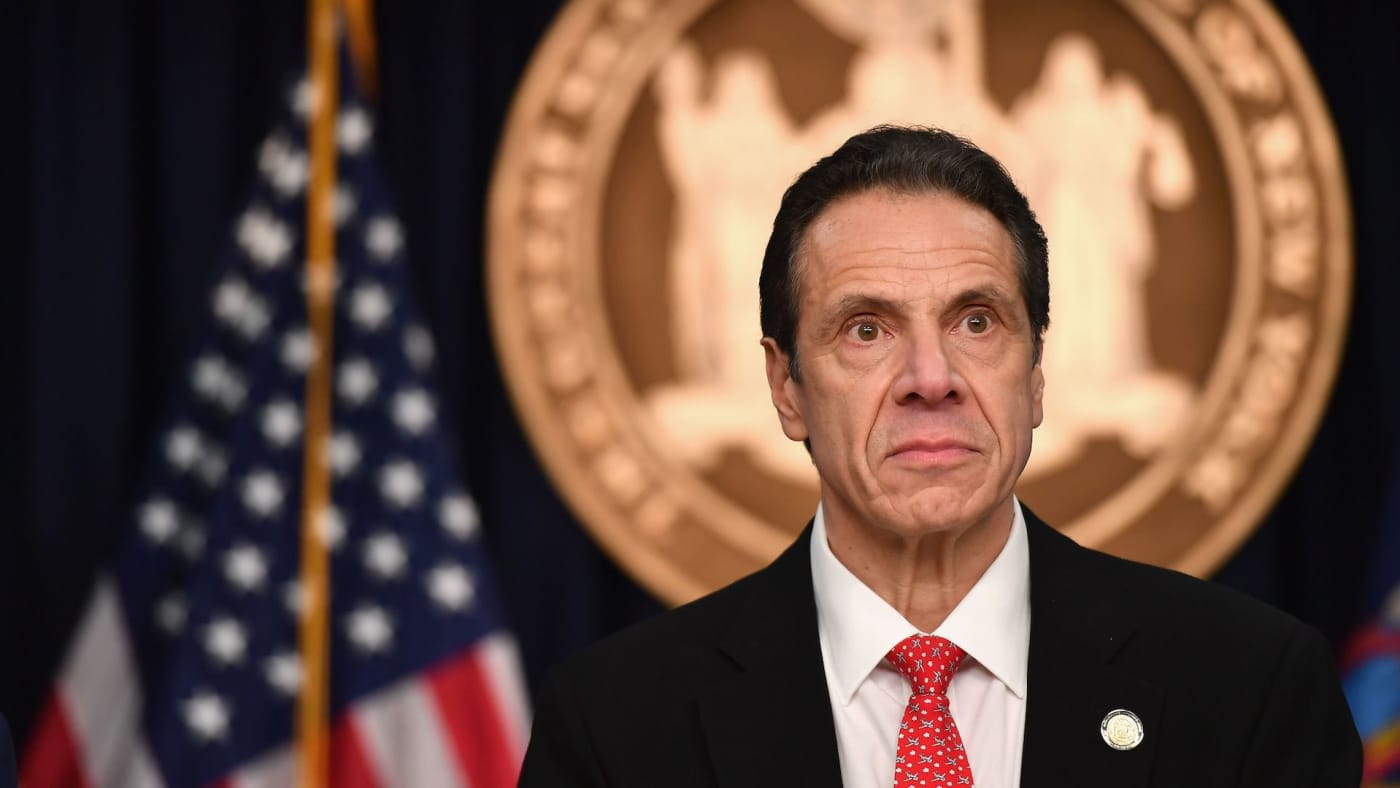 andrew cuomo accusations