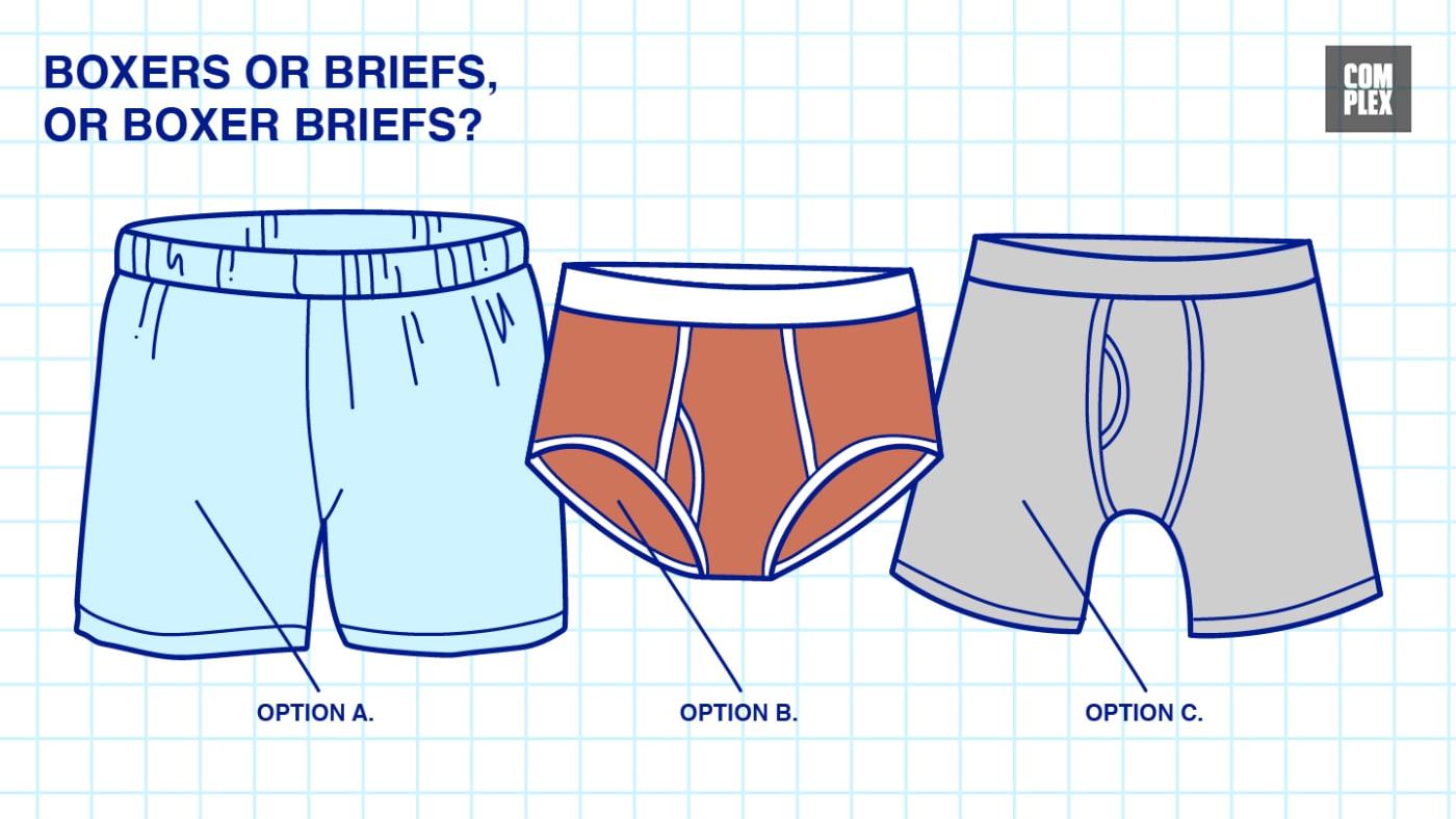 Male on white stain underwear frequent semen