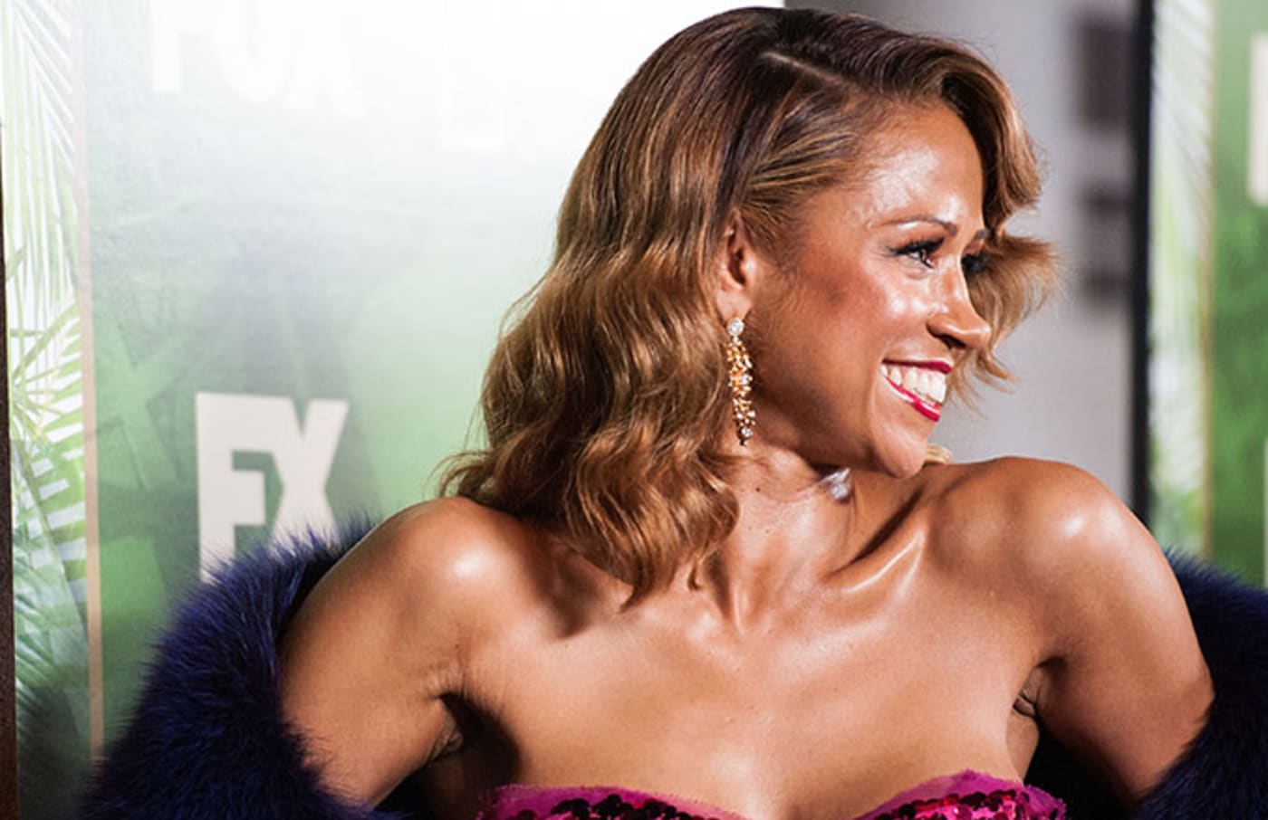This is a photo of Stacey Dash.