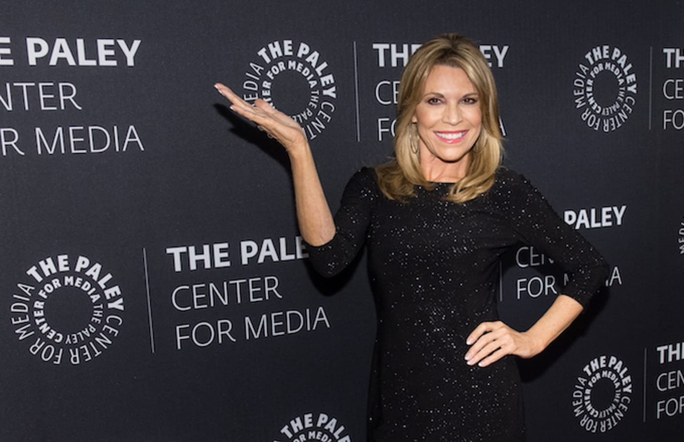 Vanna White attends 'Wheel Of Fortune: 35 Years As America's Game'