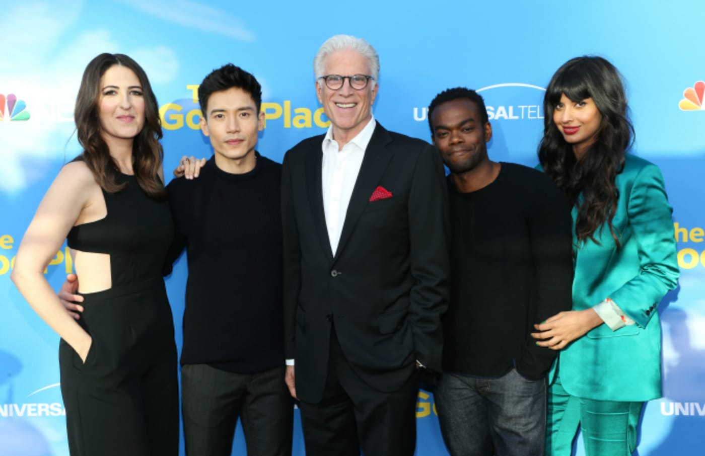 """FYC event for NBC's """"The Good Place"""""""