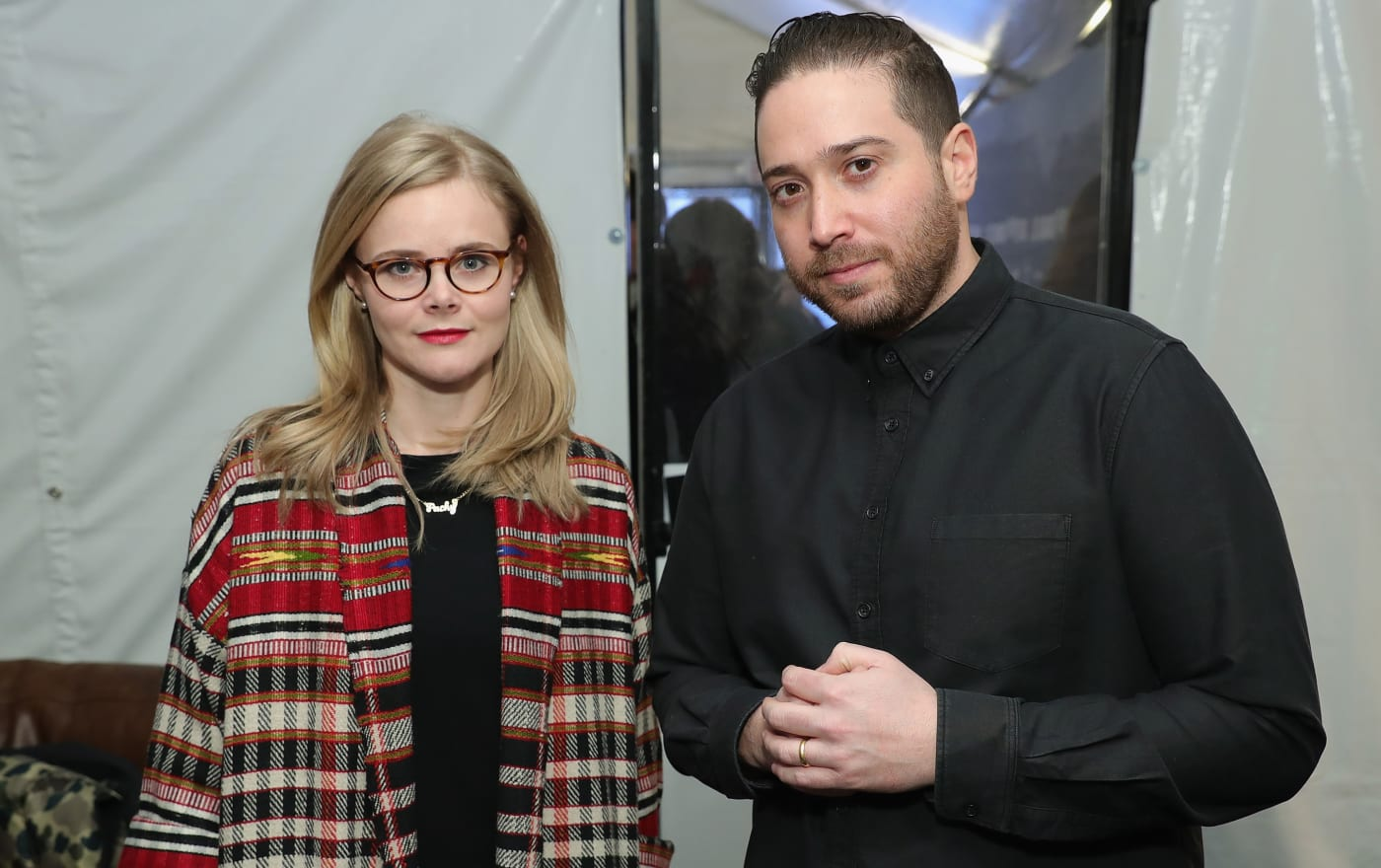 """Julia Willoughby Nason and Jenner Furst """"TIME: The Kalief Browder Story"""" Sundance Premiere"""