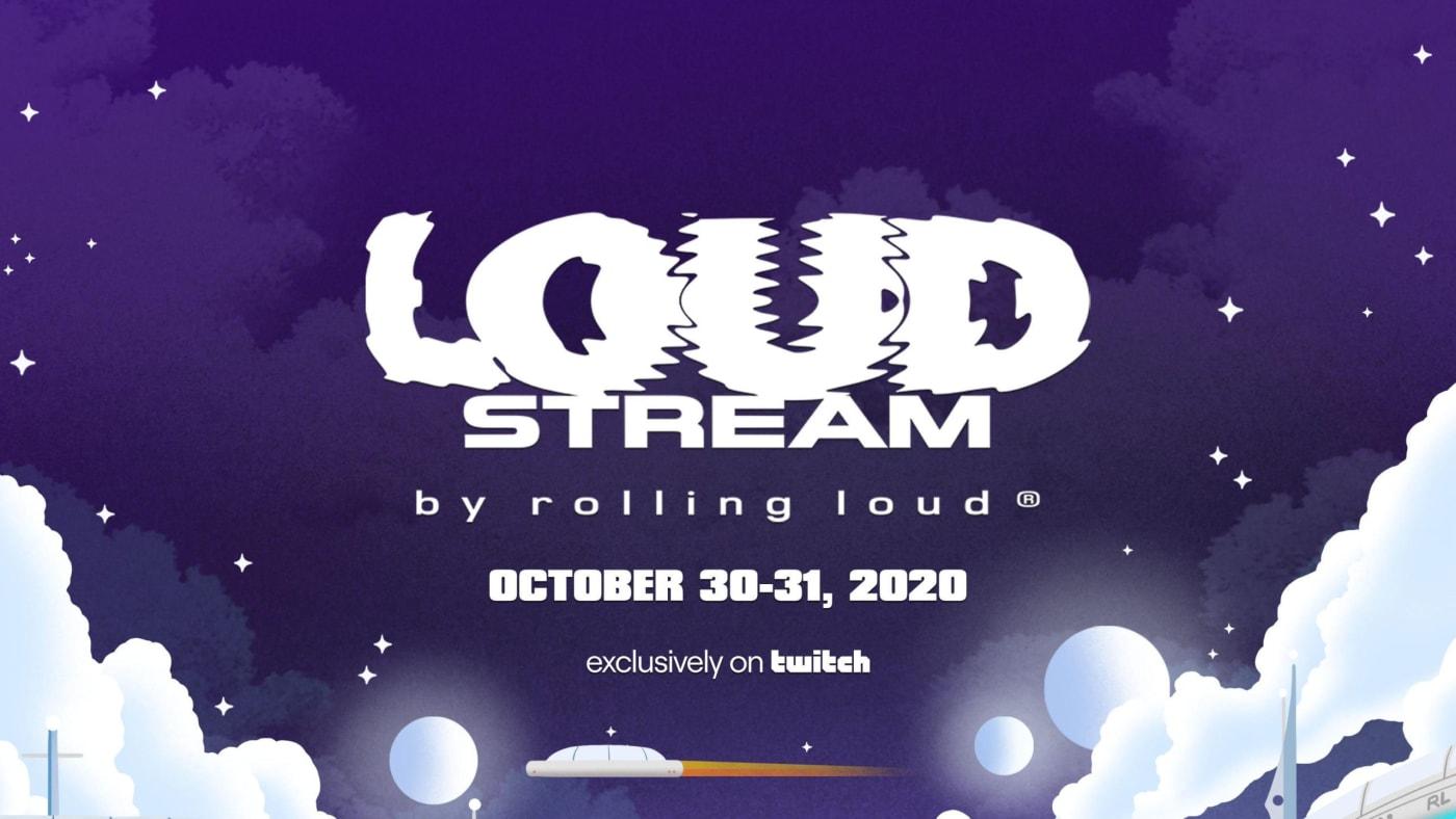 Rolling Loud   Loud Stream