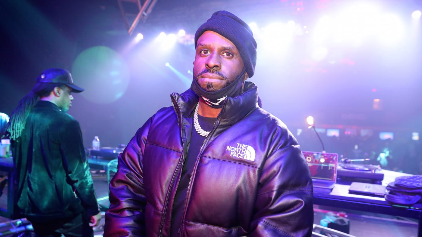 Funkmaster Flex attends The Big Game Bash at The Ritz Ybor
