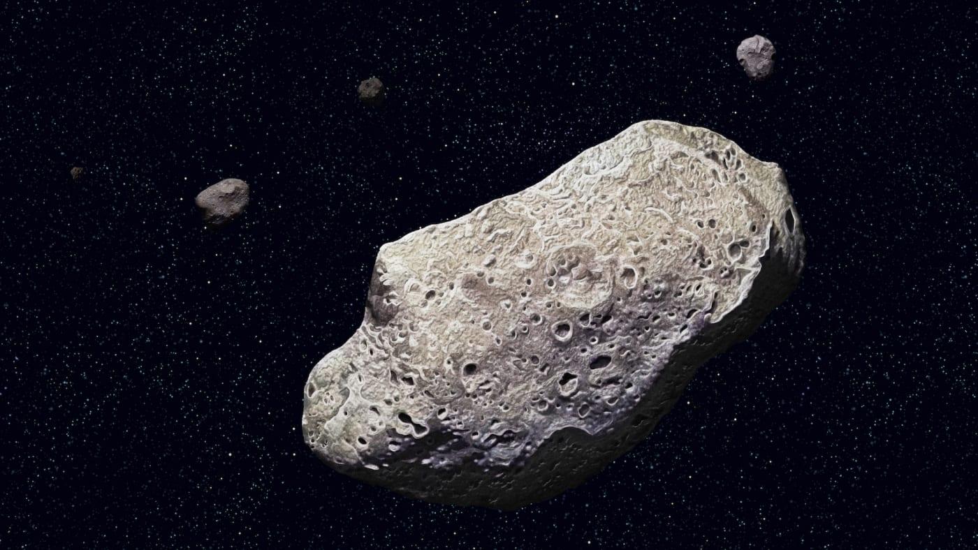 Ida, Ida, discovered by the Galileo probe in 1993
