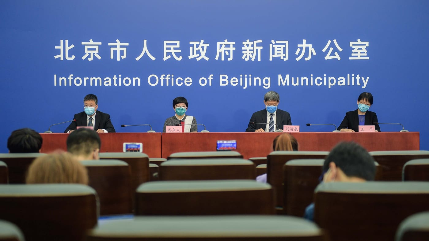 coronavirus press conference china