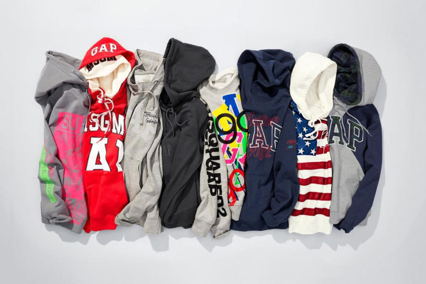 Gap Launches Its 2018 Limited Edition Collection With GQ