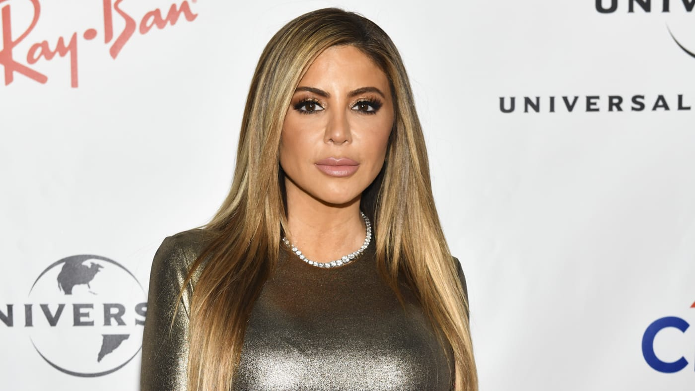Larsa Pippen attends Universal Music Group's 2019 After Party To Celebrate The GRAMMYs.