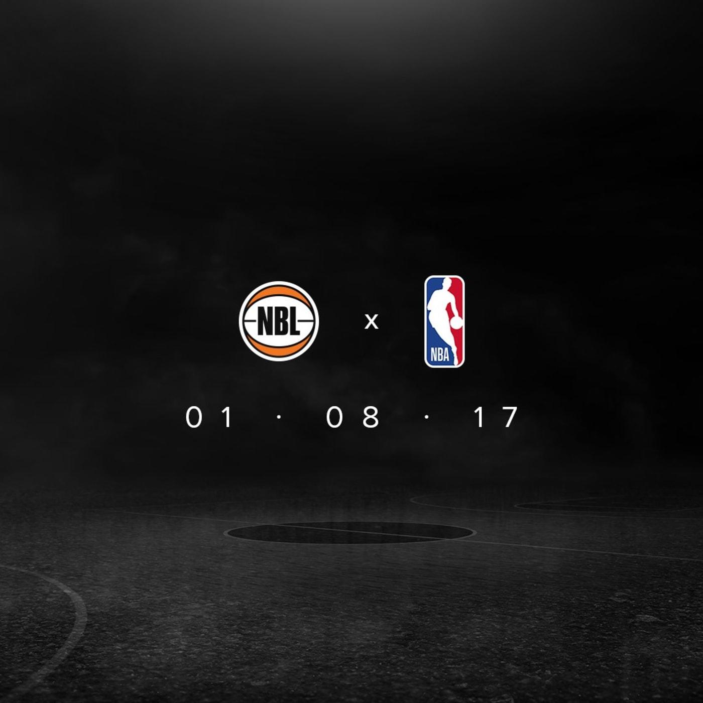 NBL x NBA