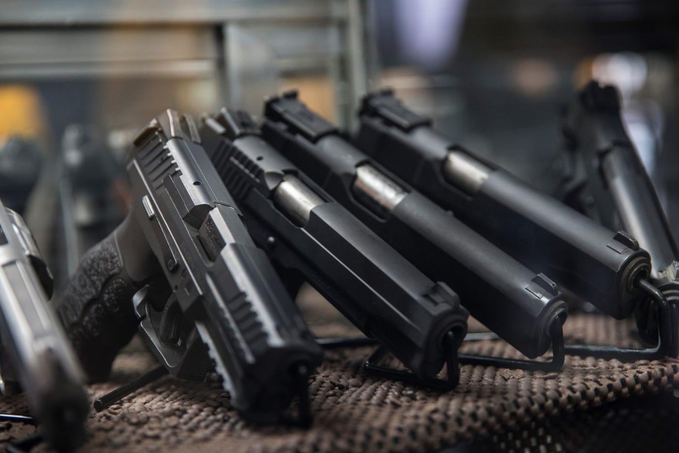 Guns Gun Shop Virginia 2015