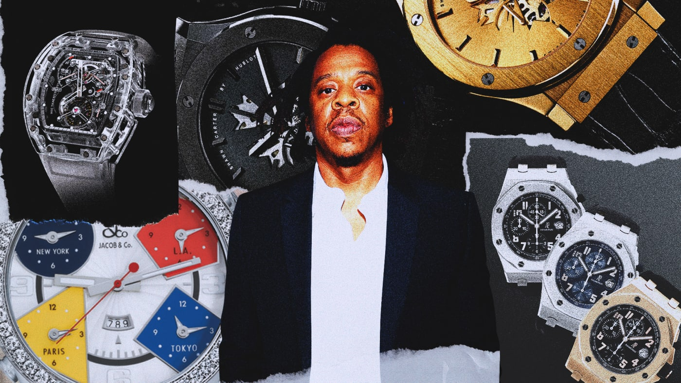Jay Z Best Watches of all times