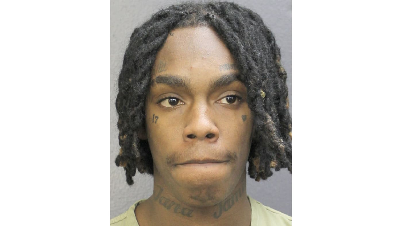 This is a photo of YNW Melly.