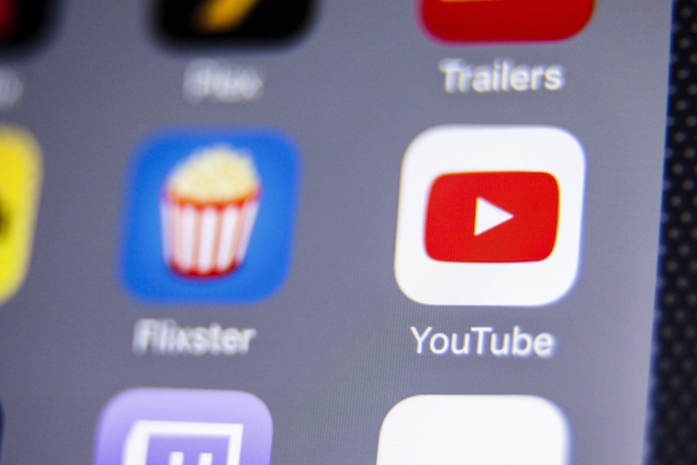 This is a picture of YouTube.