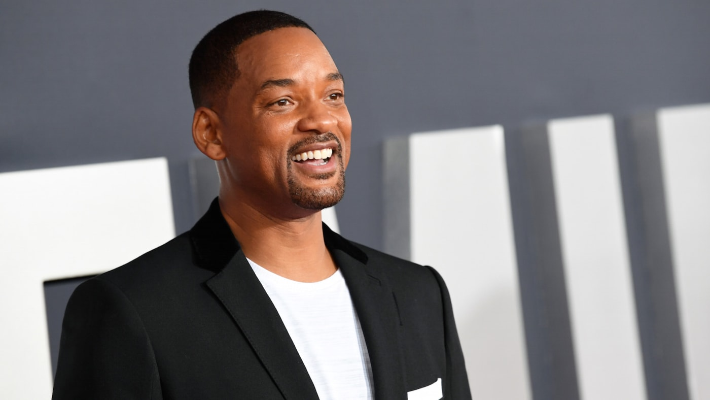 """Will Smith attends Paramount Pictures' premiere of """"Gemini Man"""""""
