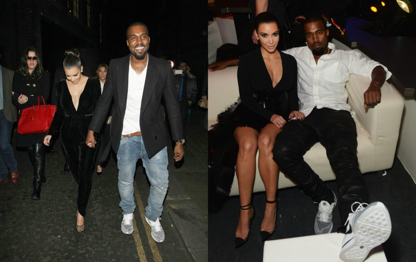 Kanye West Flyknit Trainer