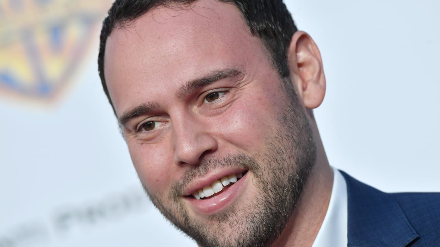 Scooter Braun attends FCancer's 1st Annual Barbara Berlanti Heroes Gala.