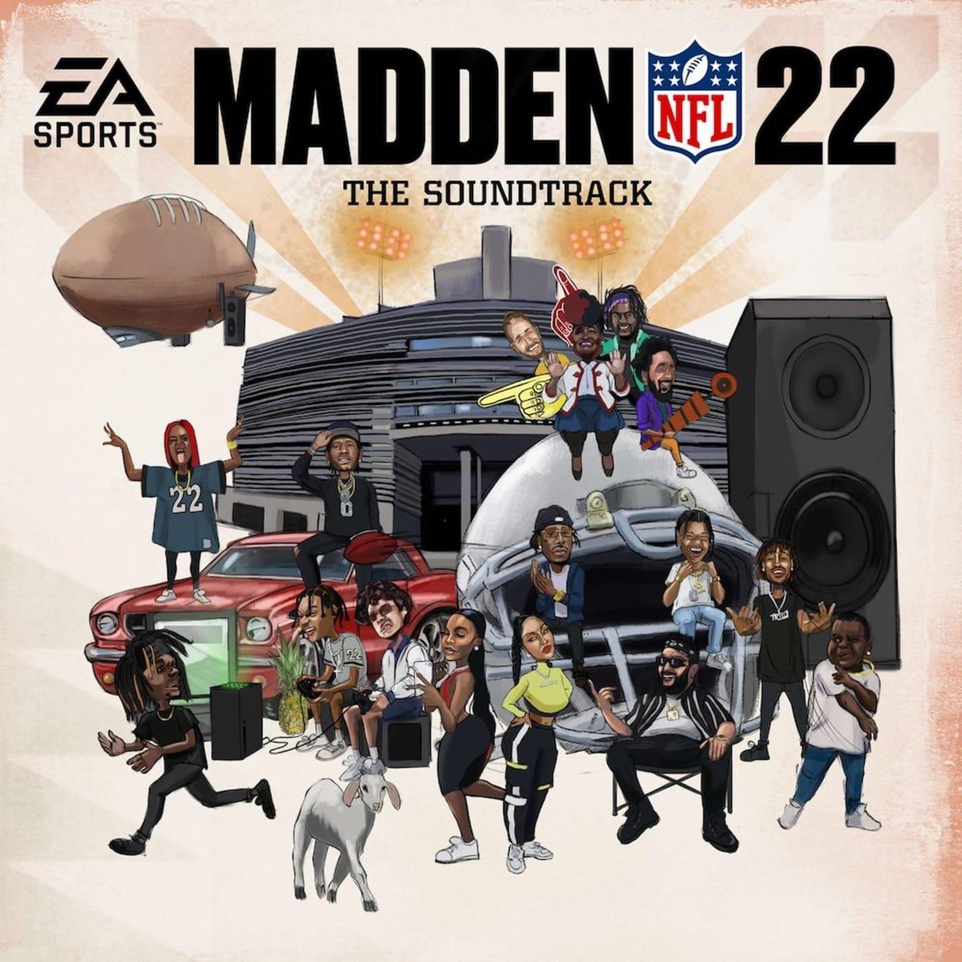 madden-soundtrack