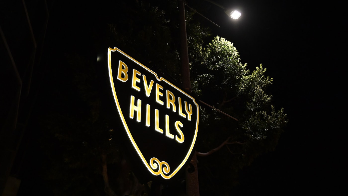 beverly hills robbery
