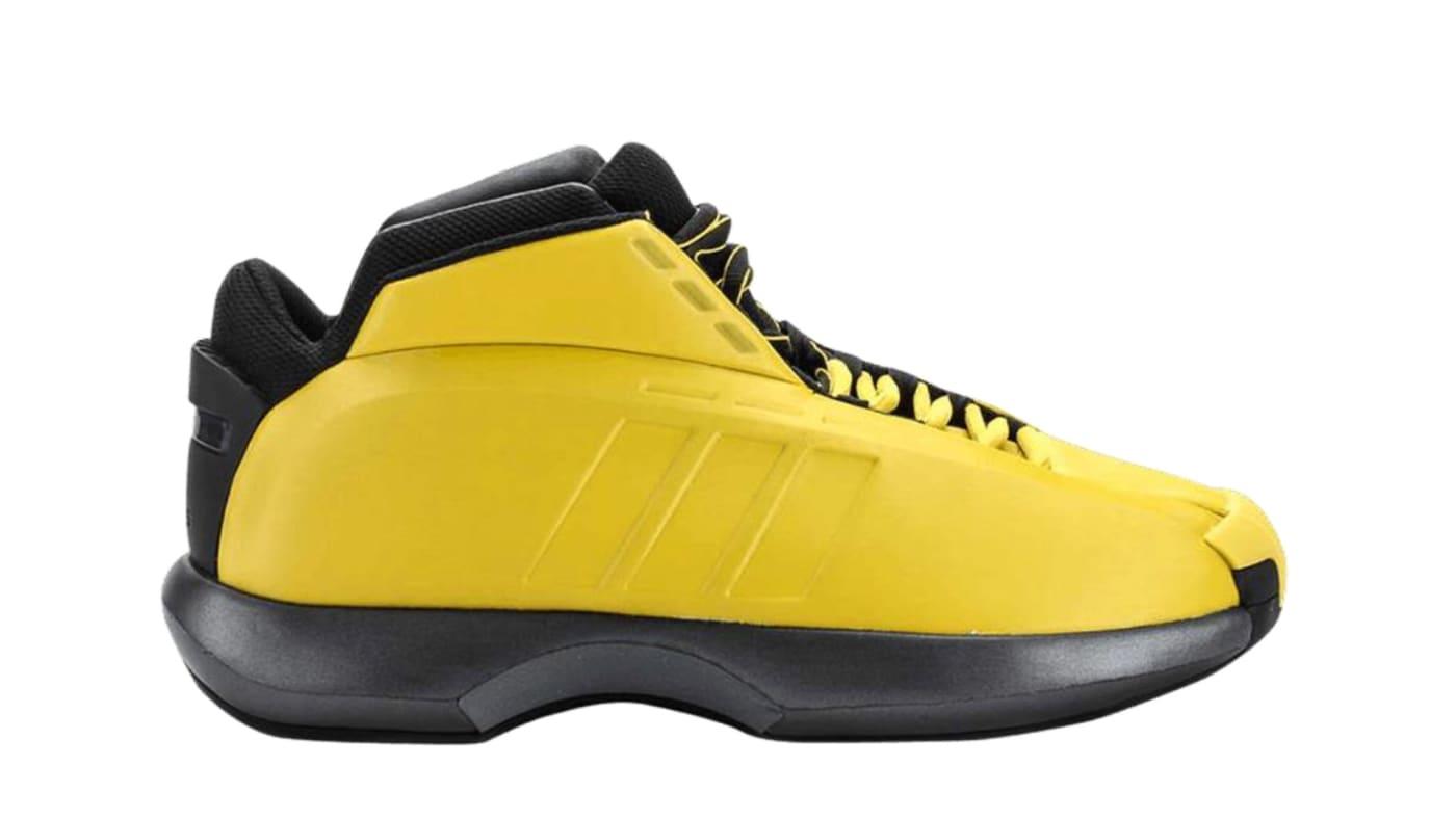 Adidas Crazy 1 Kobe GY3808 Yellow Sunshine