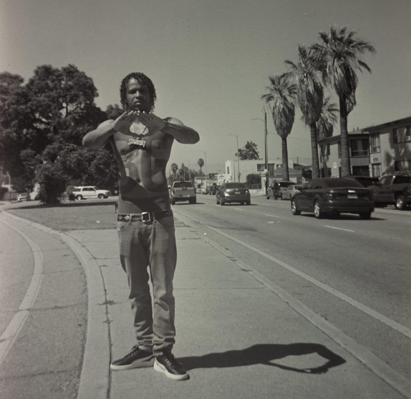 G Perico photographed by Tehron Porter