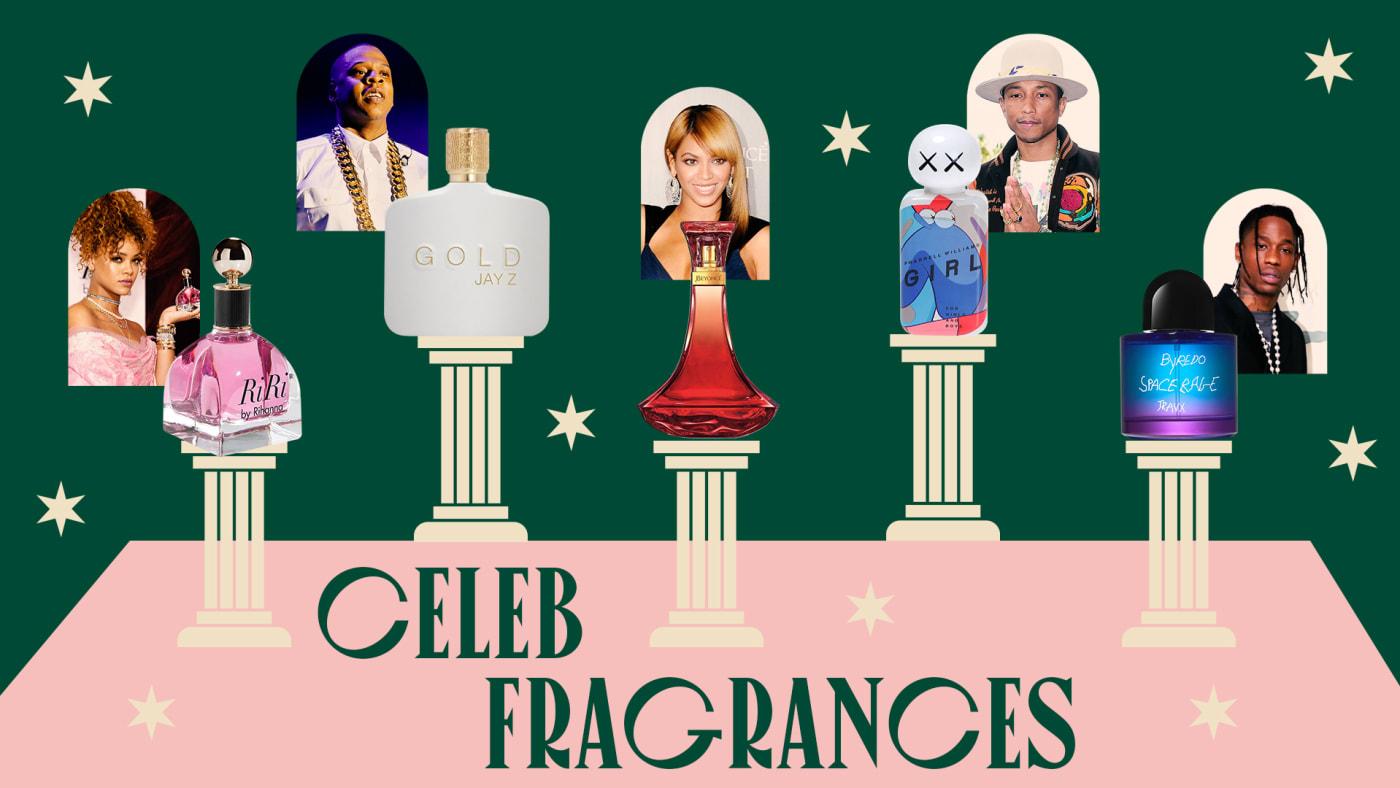 Most Memorable Celebrity Fragrances