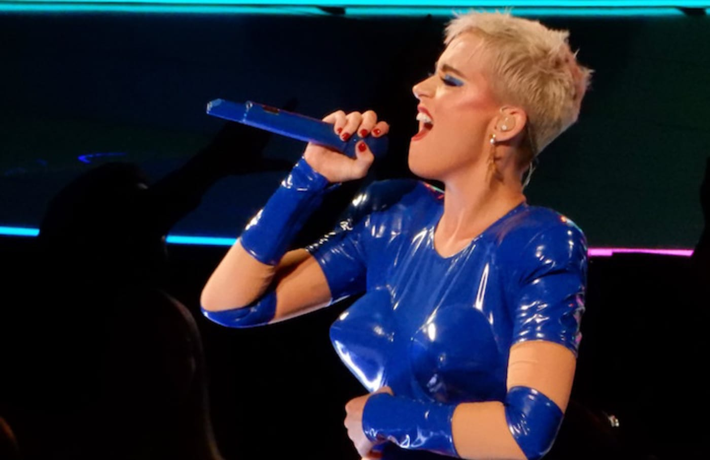 Katy Perry at Madison Square Garden