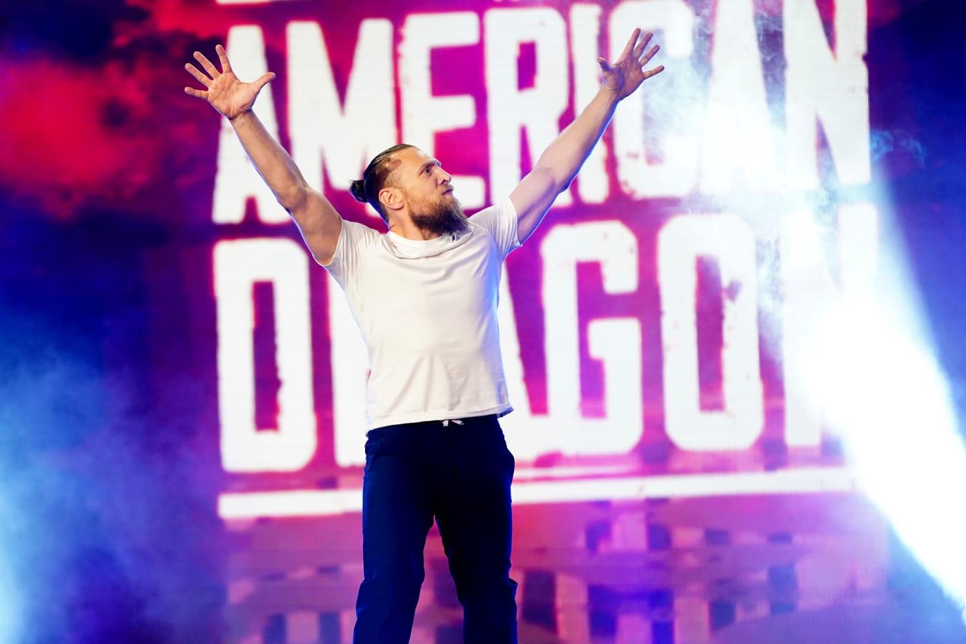 Bryan Danielson All Elite Wrestling: Dynamite Sept. 15, 2021
