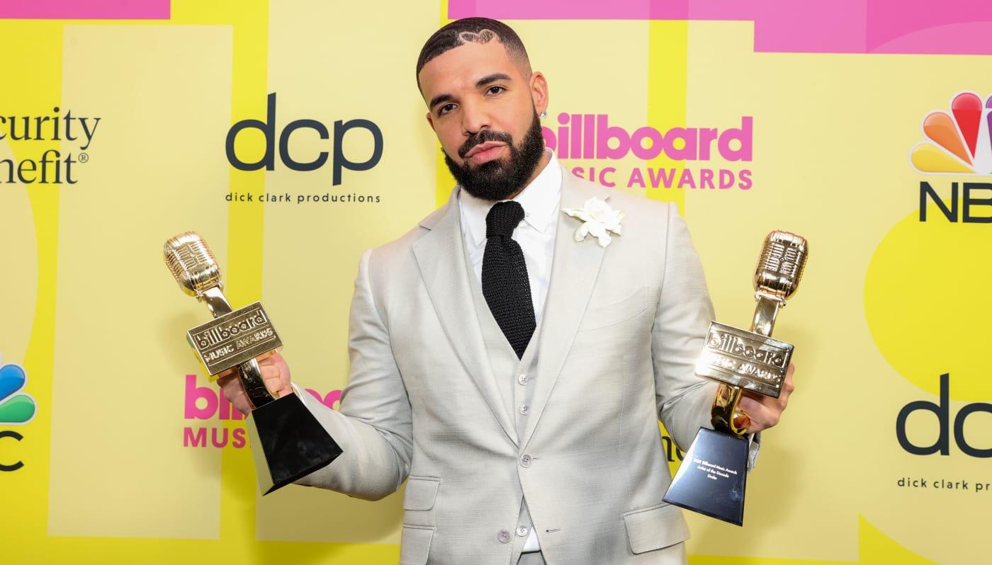 Drake at Billboard Music Awards